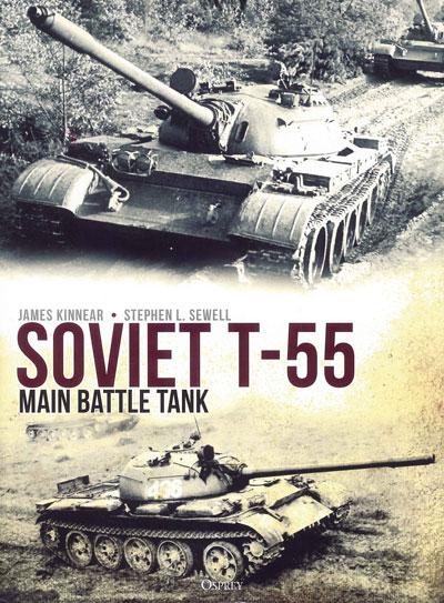 Soviet T-55