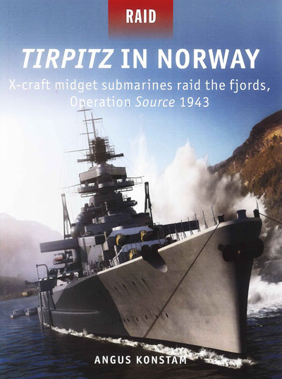Tirpitz in Norway