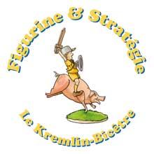 logo figurine et strategie